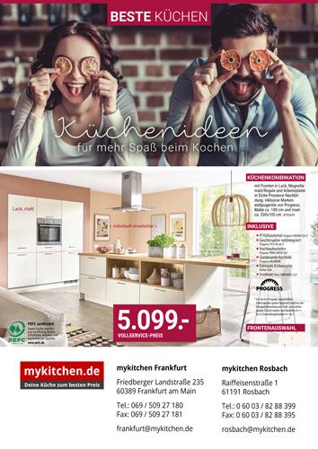 Beste küchenberatung  Angebots Küchen - mykitchen.de